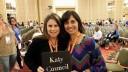 Katy Council Membership Chair Suzanne Foster and VP Cindy Cruz-Davis at Texas PTA Board Meeting